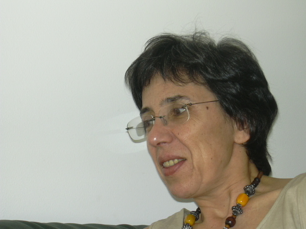 A photo of Margarida Mendes Lopes